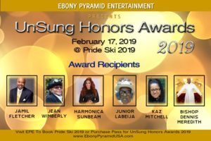 UnSung Honors Awards Flyer II 091618