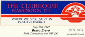 Official Clubhouse Reunion 2019 @ Bravo Bravo DC Club