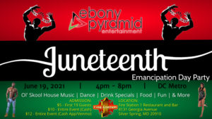 CANCELLED: EPE Juneteenth Day Party